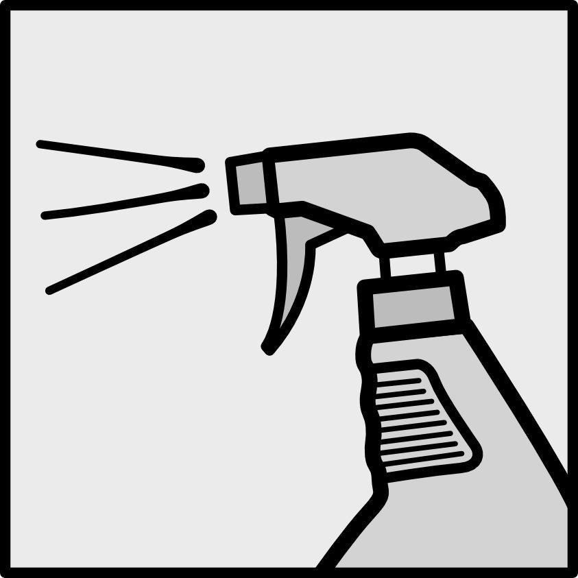 Bin stickers - Instructions - Clean your bin